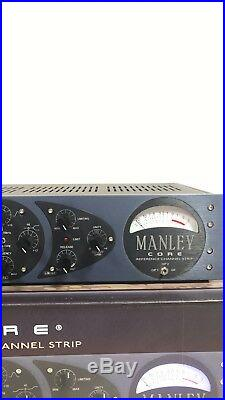 Manley Core Reference Channel Strip (WITH BOX/MANUAL)
