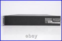 Manley Dual Mono Tube Direct Interface DI Rack #42596