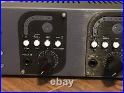 Manley Force 4-channel Vacuum Tube Microphone Preamp Rackmount Quad Core Mic Pre