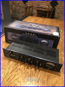 Manley Labs CORE-Channel Strip with Microphone and Preamp ELOP Compressor