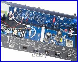 Manley Labs Core Channel Strip with Microphone PreAmp, Compressor & EQ
