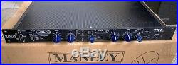 Manley Labs TNT 2-channel microphone preamplifier, near mint, complete