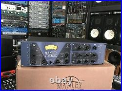 Manley Labs VOXBOX Combo Microphone Preamp, PRE AMP / New in box //ARMENS//