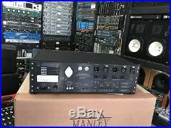 Manley Labs VOXBOX Combo Microphone Preamp, PRE AMP / in box //ARMENS//