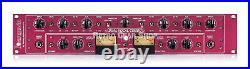 Manley Langevin Dual Vocal Combo DVC Channel Strip Preamp EQ Compressor Limiter