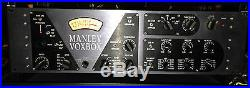 Manley VOXBOX VOX BOX Channel Strip with Class A Microphone Preamplifier