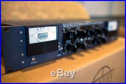 Manley Vari Mu Stereo Compressor