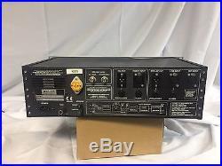 Manley Vox Pre-Amp Channel Strip, Pre-Amp, EQ, Compressor Rack unit