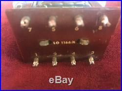 Marinair LO 1166/A neve 1073 1084 transformers Vintage Rare