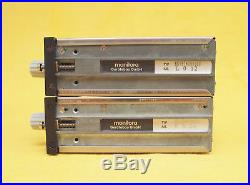 Matched Pair Monitora V576 Vintage Micpres Replacement for Neumann V476