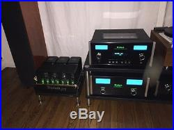 McIntosh C2500 All TUBE STEREO PREAMP amplifer NO RESERVE