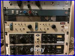Mercury M72S CSV dual tube preamp Telefunken V72 V76 Chandler REDD