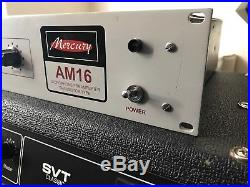 Mercury Recording AM16 Mic Preamp
