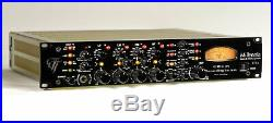 MiIlennia Media STT-1 Solid State and Tube Channel Strip Preamp, EQ, Compr