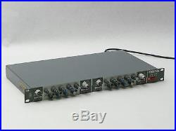 Midas XL42 Audio Dual MIC Dual-Channel Pre-Amplifier Parametric EQ Equalizer