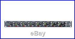 Midas XL48 8-Channel 1RU mic preamplifier NEW! Questions 877-640-8205