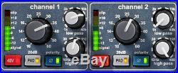 Midas XL48 8-Channel XL4 1RU Digi-Log, 96khz mic preamplifiers