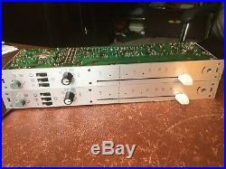 Mikrofonvorverstärker 6x RFZ KV80/1 Neumann Neve