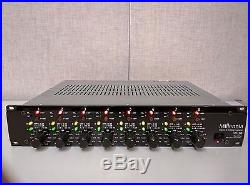 Millennia HV3D 8 Channel High Voltage Microphone Preamp