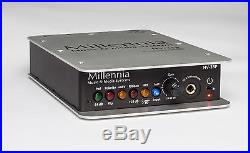 Millennia HV-35P Portable Microphone and Instrument Preamplifier with Ribbon Mic