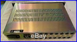 Millennia HV-3D 8-Channel Microphone Preamp with Transformerless Design