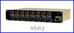 Millennia Media HV-3D8 8 Channel Solid State Preamplifier 3-300KHZ with 48V