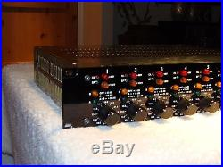Millennia Media HV-3D 8 channel Solid State Preamplifier