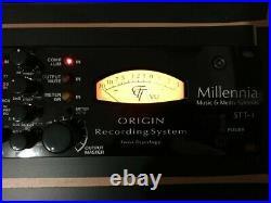 Millennia STT-1 Mic Pre Recording Channel Strip Clean