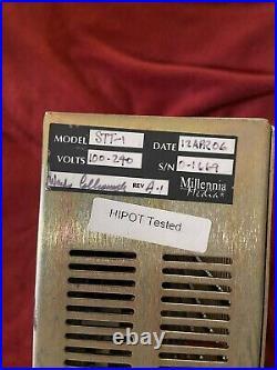 Millennia STT-1 Origin Channel Strip Recording System EQ Preamp