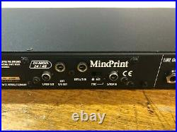 Mindprint En Voice S/PDIF in/out