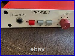 Mint Condition A-Designs Pacifica Preamp Great Deal
