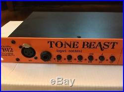 Mint Warm Audio TB12 Tone Beast Microphone Preamplifier