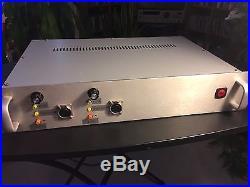 Modified Yamaha PM1000 Mic Pre w Jensen & CAPI Trasnsforers, Hardy 990 Op Amp