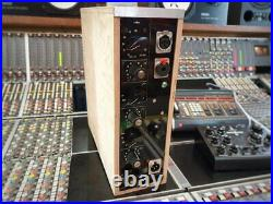 NEVE 1057 GERMANIUM PRE/EQ Soundgas Serviced Early version of 1073