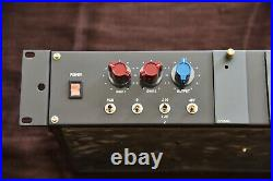 NEVE 33415 Preamp matched pair racked by Japanese expert engineer