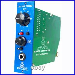 NEW! Black Lion Audio B173 500 Series Preamp Microphone 1073 Clone FAST SHIPPING