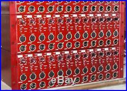 NOUGLIAN LABS Hi End 12 Microphonic Preamp Rack Custom Made