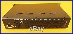 Neumann 16 Channel Vintage Summing Amp / Mixer V475-2 AND 2 Channel Micpre