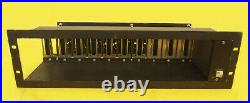 Neumann BFE Rack f. 10 x B1 Modules V476 W491 MK7 V676b W695 + PSU wiring option