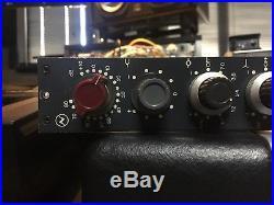 Neve 1063 Vintage Pre-amp & EQ Channel Strip (not SSL, API, AMS, Console) & rack