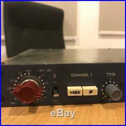 Neve 1073DPA Dual-Channel Microphone Preamplifier