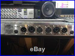 Neve 1073DPX Dual-Channel Microphone Preamplifier