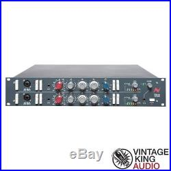 Neve 1073DPX Dual Microphone Preamplifier / EQ (Open Box)