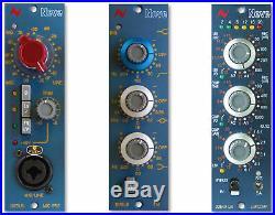 Neve 1073LB, 1073LBEQ & 2264ALB 500 Series Bundle