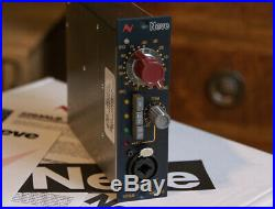 Neve 1073LB 500 Series Microphone Lunch Box Preamp
