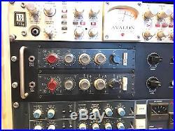 Neve 1073 CH best original AMS handwired in UK + Boutique Audio pro rack DI
