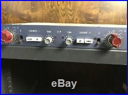 Neve 1073 DPA Dual Channel PreAmp