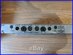 Neve 1073 DPA Microphone Preamplifier Mint Condition