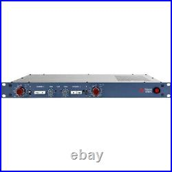 Neve 1073 DPA Stereo mic pre with the sought-after sound of the Neve 1073