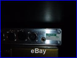 Neve 1073 DPD Stereo Preamp and Stereo A/D Converter